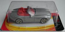 MAJORETTE-BMW z8 silbermet. Nuovo/Scatola Originale radvariante