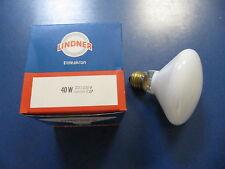 ELDEAKRON E27 40W OPAL - Original LINDNER - die große ELDEA Glühlampe NEU & OVP
