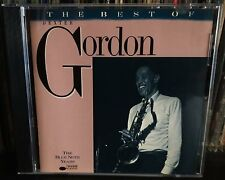 Dexter Gordon-The Best Of Dexter Gordon CD Blue Note ‎– CDP 7 91139 2 Mint/Mint