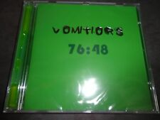 CD - RARE - VOMITIORS 76:48  - 2003 - PUNK ROCK - 18 titres  - NEUF sous blister