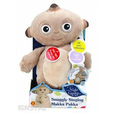 IN THE NIGHT GARDEN SNUGGLY SINGING MAKKA PAKKA WITH SOUNDS  26CM