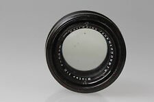Carl Zeiss Jena Biotar 1:2 f = 5,8cm Objektiv/lens f. M42 for repair Nr. 3339814