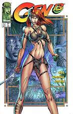 Gen 13 #5 Signed By Artist J. Scott Campbell