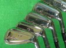 VINTAGE Ben Hogan PC Blade 2-EW Iron Set Factory Apex 4 Steel Stiff