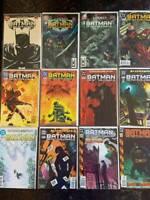 Detective Comics Modern Age Lot, 12 Issues, DC, Near Mint, #'s 700-730.