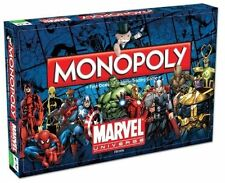 Monopoly - Marvel Universe Edition Win001612