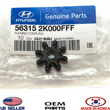 FLEXIBLE STEERING COUPLER 1pcs 【GENUINE】 FOR VARIOUS KIA HYUNDAI 56315-2K000FFF