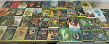 VINTAGE Lot of 50 NANCY DREW MYSTERY SERIES Hardbacks