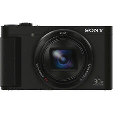 Cyber-Shot DSC-HX90V Digital Camera with 3-Inch LCD Screen - Black - OPEN BOX