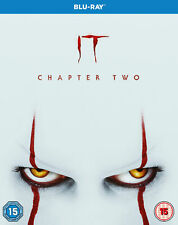 IT Chapter Two 2 (Limited Edition Blu-ray) James McAvoy, Jessica Chastain