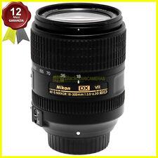 Obiettivo Nikon 18/300mm. f3.5-6.3 G ED VR DX per fotocamere digitali Reflex APS