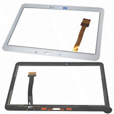 For Galaxy Tab 4 10.1 Replacement Touch Screen Digitizer White Adhesive T535 OEM