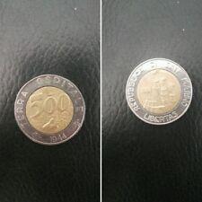San Marino moneta 500 lire del 1991