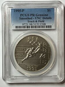 USA 1995-P 1 Dollar Olympic Atlanta PCGS
