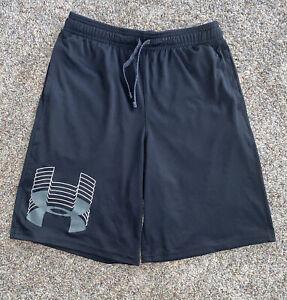 Underarmor Shorts Black Boys Size  YXL