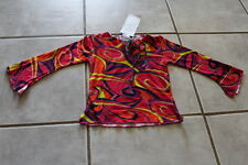 BRAND NEW FUZZY WUZZY SIZE 2 STUNNING GIRLS TODDLER KOOL TOP STYLISH CLOTHES WOW