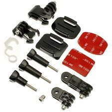13 in 1 Zubehör Halter Adapter Schnalle Base Aufkleber für GoPro Hero5 4 3+ 3 2