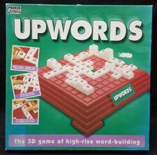 Upwords 3D Board Game Parker (1994)