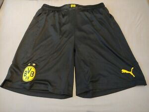 BVB Borussia Dortmund Shorts Größe L schwarz