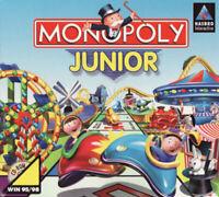 MONOPOLY JUNIOR JR PC GAME+1Clk Windows 10 8 7 Vista XP Install
