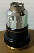 Zeiss Plan 25008 160 25x Microscope Objective