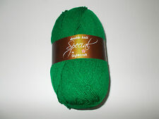 Stylecraft DK especial, verde, 100g, verde oscuro, Verde Brillante