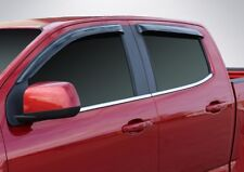 Tape-On Vent Visors for 2004 - 2012 Chevy Colorado Extended Cab
