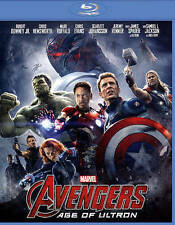 Marvel's Avengers: Age of Ultron BLU-RAY Joss Whedon(DIR) 2015