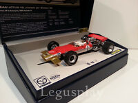 Slot Scalextric Superslot Legends H3701A Lotus 49 Graham Hill Nürburgring 1969