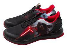 new ADIDAS boys STAR WARS Shoes sz 1.5 33 kids junior sneakers black & red