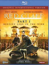 Red Cliff (Blu-ray Disc, 2010, Original International Version)