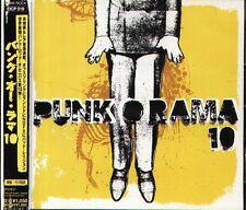 Punk O Rama 10 - Japan CD - NEW Youth Group DANGERDOOM Converge Bad Religion