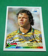 N°180 MARK FISH SOUTH AFRICA AFS PANINI FOOTBALL FRANCE 98 1998 COUPE MONDE WM