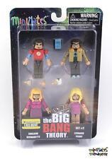 Big Bang Theory Minimates #2 Cofre