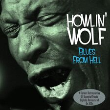 HOWLIN' WOLF - BLUES FROM HELL 3CD