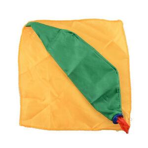 Change Color Silk Magic Trick Joke Props Tools Magician Supplies Toys P jiBA TP