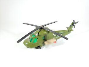 Matchbox Lesney Battle Kings K-118 Helicopter Seasprite 1978 England