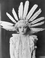 OLD NBC RADIO PHOTO Portrait Of American Actor Tallulah Bankhead