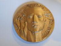 medaglia 1500 anni dalla nascita di San Benedetto da Norcia 480 1980 inc Grilli