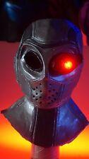 Suicide Squad Deadshot Latex Mask W/Monocle
