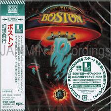 BOSTON - SELF TITLED S/T - JAPAN BLU-SPEC2 CD - SICP-30116 JEWEL CASE