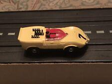 Vintage Aurora Tjet Chaparral HO Slot Car