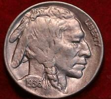 1936-D  Denver Mint Buffalo Nickel