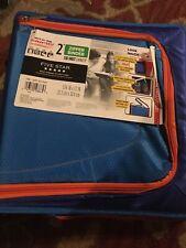 """Five Star 2"""" Zipper Binder 530 Sheet Capacity 12 3/4"""" x 12"""""""