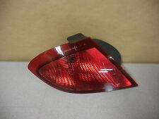 2003-2005 PONTIAC SUNFIRE DRIVER LEFT SIDE REAR BRAKE TAIL LIGHT OUTER LAMP