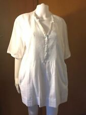 Short Sleeve Tunic Hand-wash Only Plus Size Tops & Blouses for Women