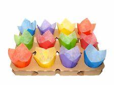 Moule à gâteau réversible muffin 24/ 12 empreintes avec 12 tulip Papier spécial