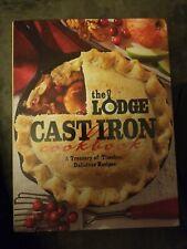 Cast Iron Cookbook,No CBCLI,  Lodge Mfg