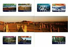 Australia 1994 Landscapes Phonecard Limited Edition Pack
