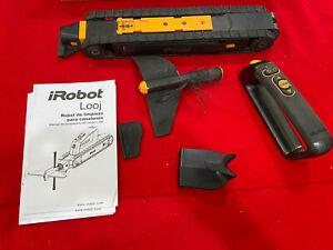iROBOT Looj 330 Robotic Gutter Cleaner Robot (PARTS ONLY)